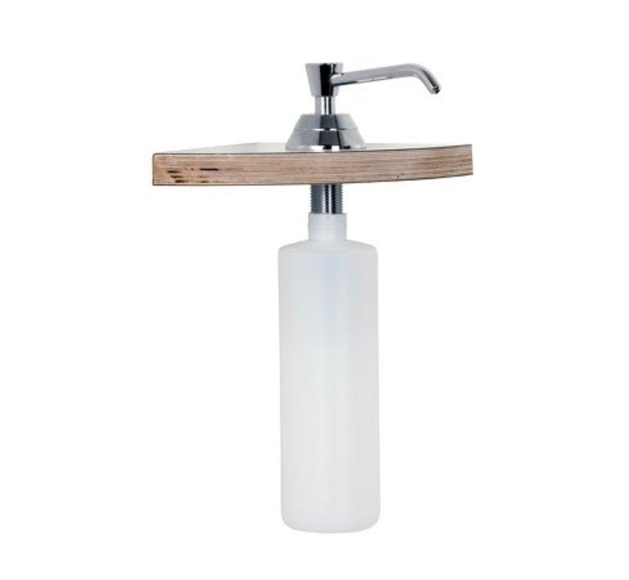 Built-in soap pump 480 ml