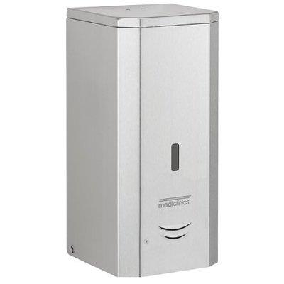 Mediclinics Distributeur de savon automatique en acier inoxydable 1000 ml