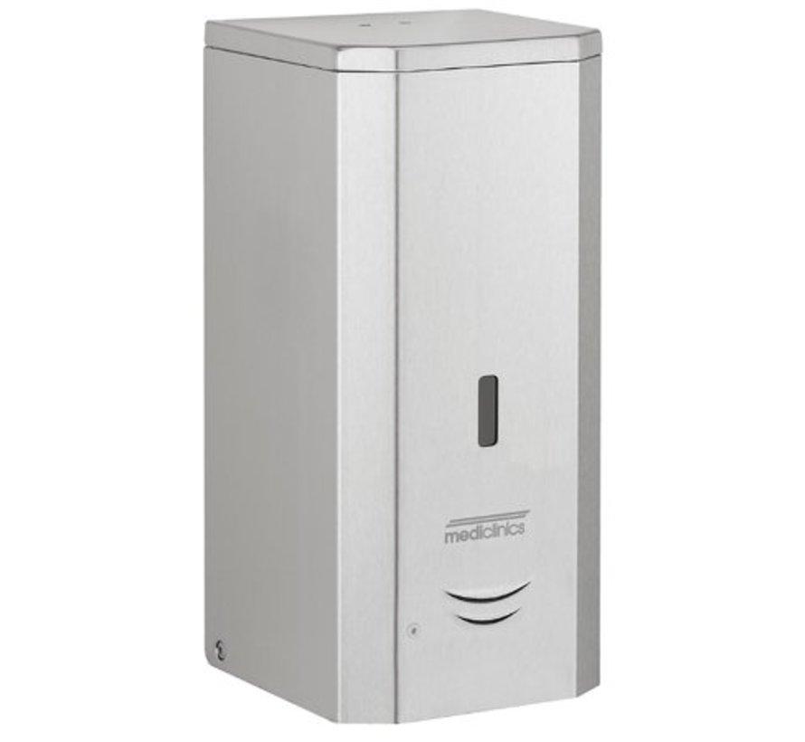 Distributeur de savon automatique en acier inoxydable 1000 ml