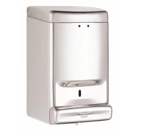 Mediclinics Soap dispenser 1100 ml high gloss