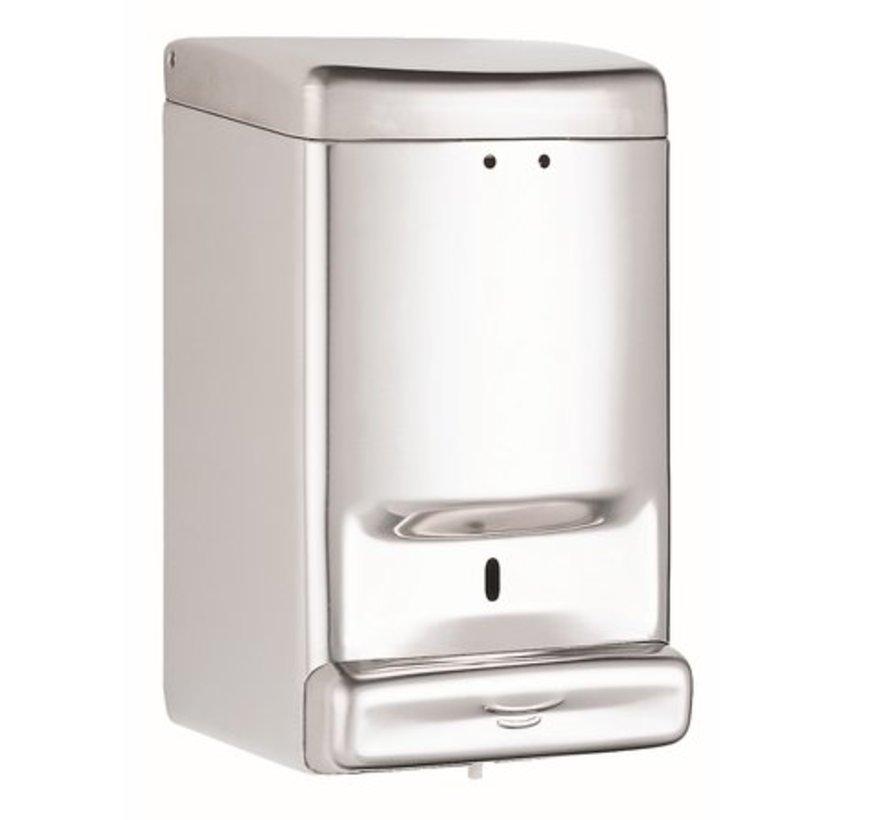 Distributeur de savon 1100 ml brillant