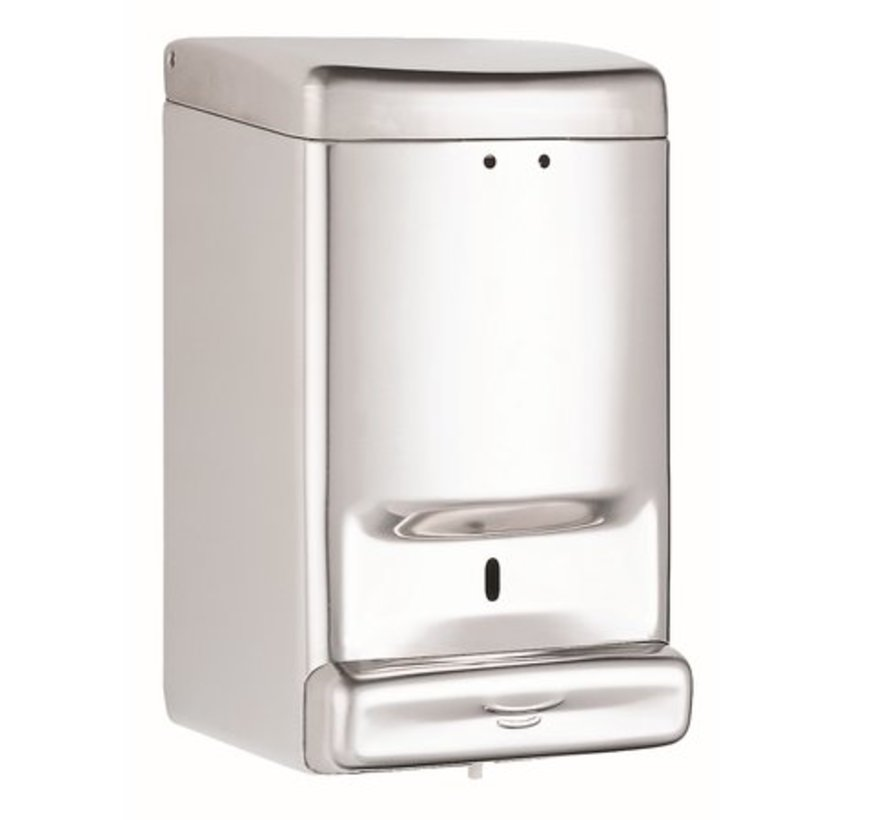 Soap dispenser 1100 ml high gloss