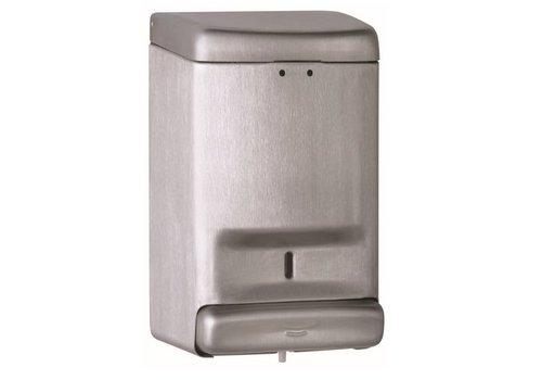 Mediclinics Soap dispenser 1100 ml stainless steel