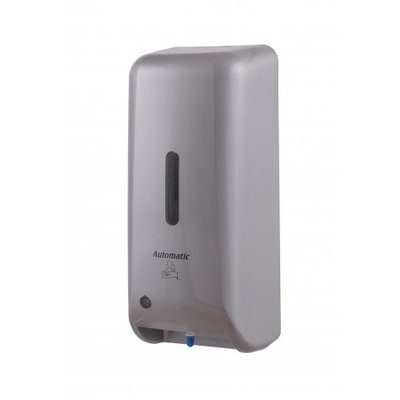 MediQo-line Soap dispenser automatic plastic stainless steel look