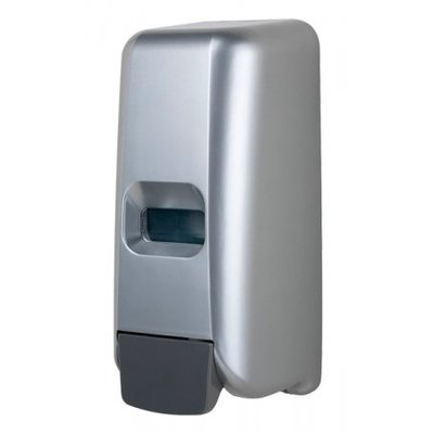 MediQo-line Foam soap dispenser plastic stainless steel look