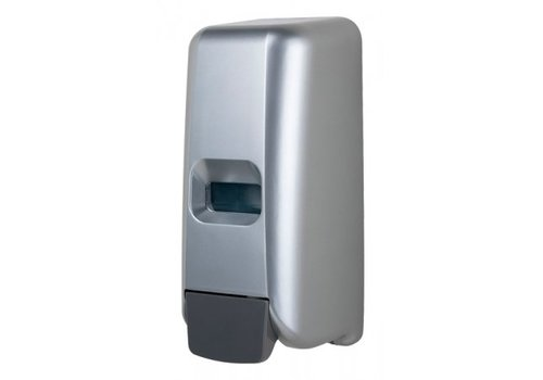 MediQo-line Foam soap dispenser plastic stainless steel look