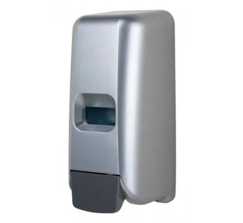 MediQo-line Foamzeepdispenser kunststof RVS look