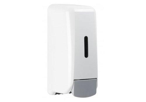 MediQo-line Foam soap dispenser plastic white