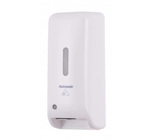 MediQo-line Distributeur de savon mousse automatique en plastique blanc
