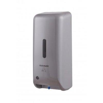 MediQo-line Foamzeepdispenser automatisch kunststof RVS look