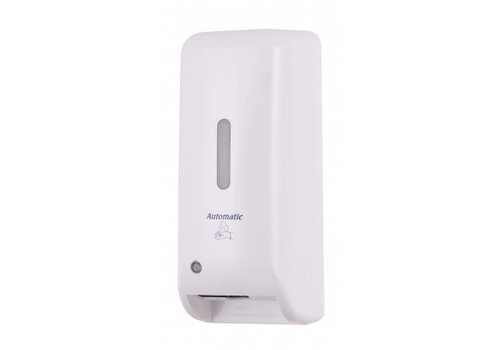 MediQo-line Soap dispenser automatic plastic white