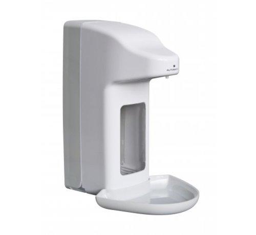 MediQo-line Distributeur de savon et de désinfectant automatiquement 500 ml de plastique