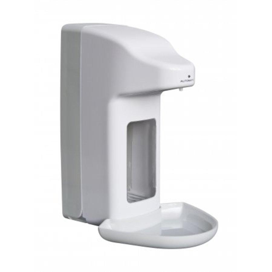 Soap & disinfectant dispenser automatically 500 ml plastic-1
