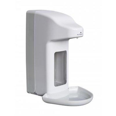 MediQo-line Distributeur de savon et de désinfectant automatique 1000 ml en plastique