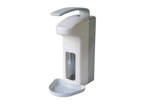 MediQo-line Soap & disinfectant dispenser 500 ml LB plastic