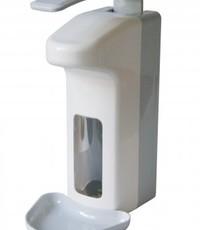 MediQo-line Soap & disinfectant dispenser 1000 ml LB plastic