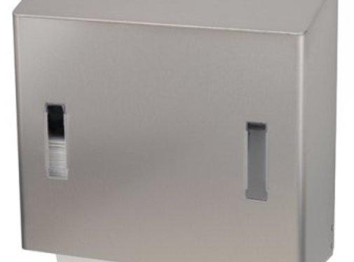 SanTRAL Combination dispenser soap & towel dispenser