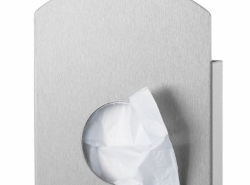 Wings Hygiene bag dispenser (plastic & paper)