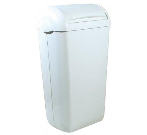 PlastiQline  Bac hygiénique en plastique 23 litres