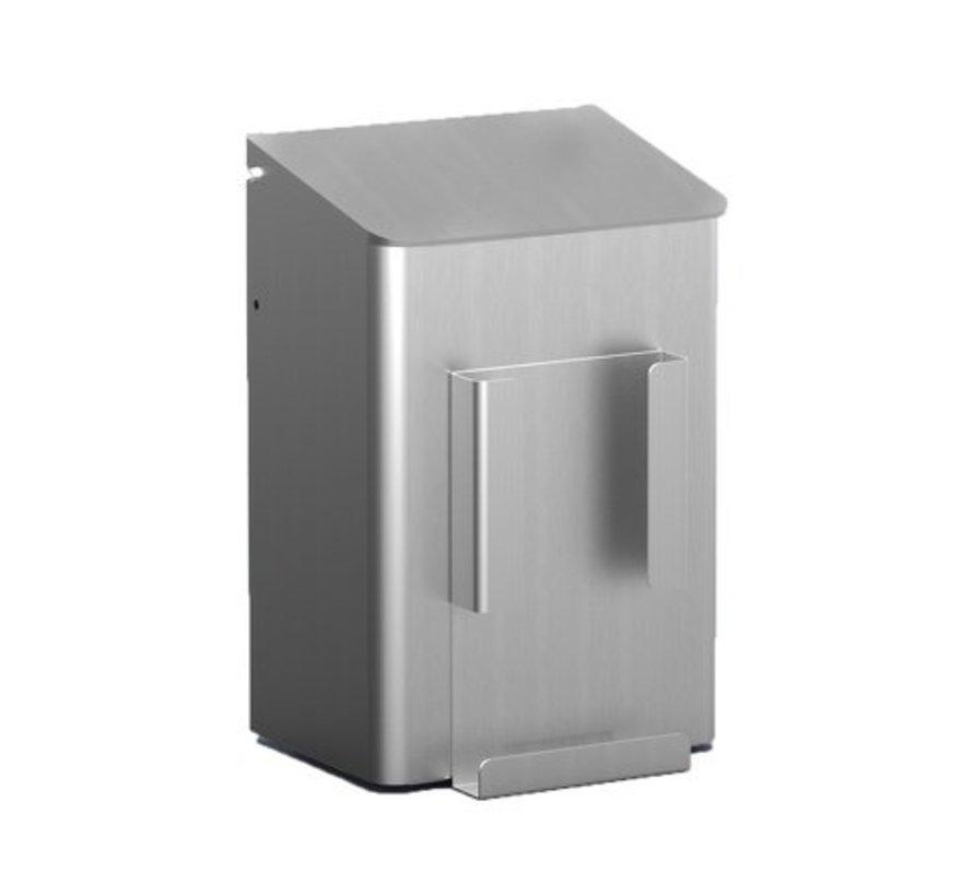 Hygiënebak 6 liter aluminium
