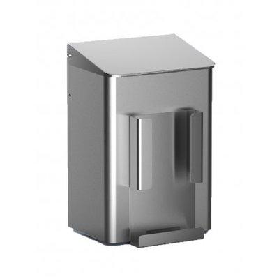 MediQo-line Hygiënebak 6 liter RVS