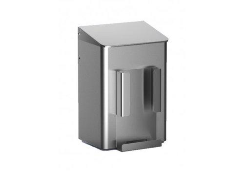 MediQo-line Hygienic tray 6 liter stainless steel