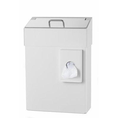 MediQo-line Hygiënebak 10 liter wit