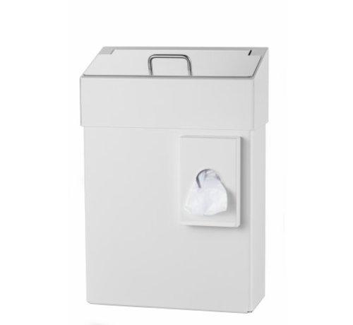 MediQo-line Plateau d'hygiène 10 litres blanc