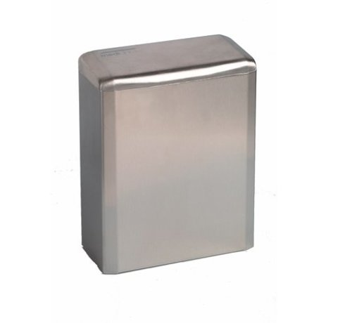 Mediclinics (Hygiène) cuire 6 litres en acier inoxydable fermé