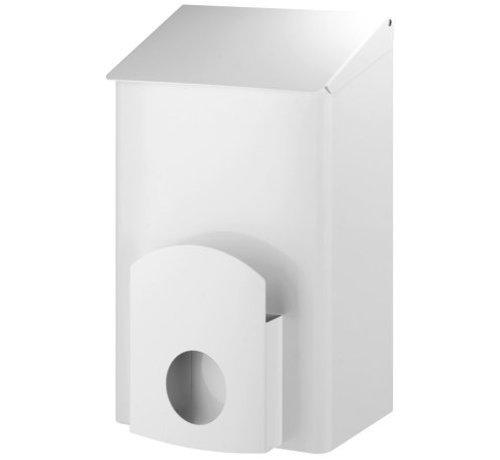 Dutch Bins Hygienic tray 7 liter stainless steel white