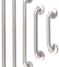 MediQo-line Grab bar stainless steel straight 387 mm