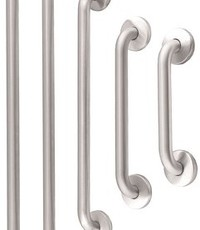 MediQo-line Grab bar stainless steel straight 455 mm
