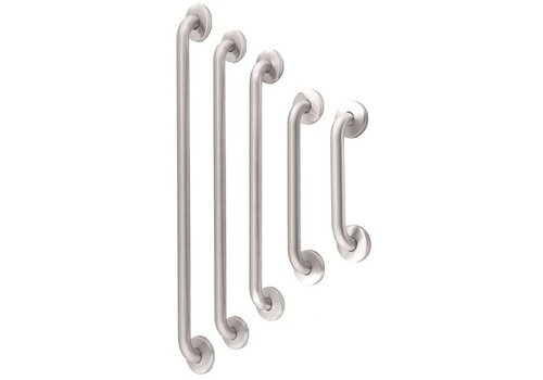 MediQo-line Grab bar stainless steel straight 455 mm