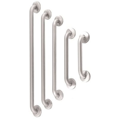 MediQo-line Grab bar stainless steel straight 610 mm