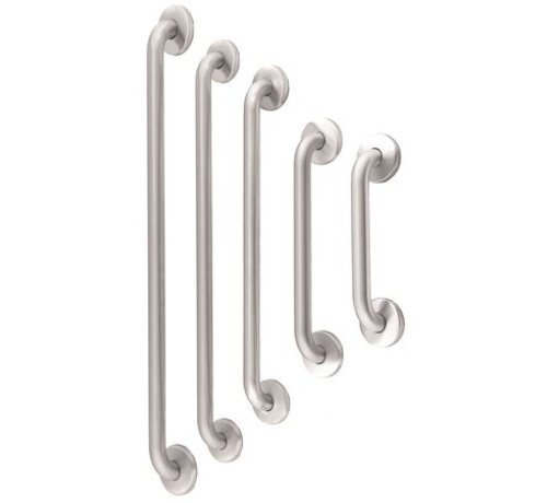 MediQo-line Grab bar stainless steel straight 760 mm