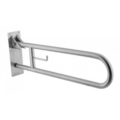 MediQo-line Swing up bar stainless steel