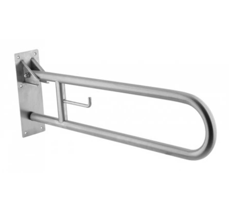 Swing up bar stainless steel