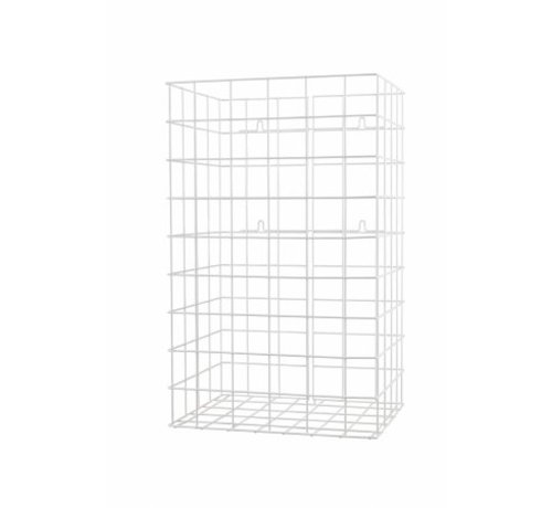 MediQo-line Afvalkorf wit 60 liter