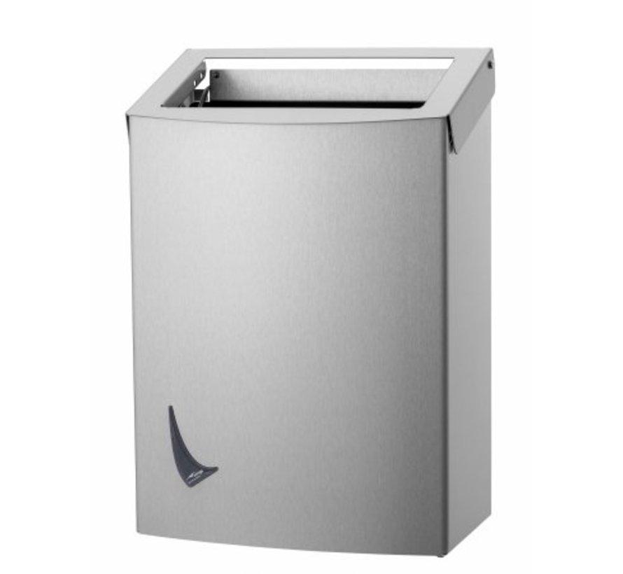 Waste bin open 20 liters