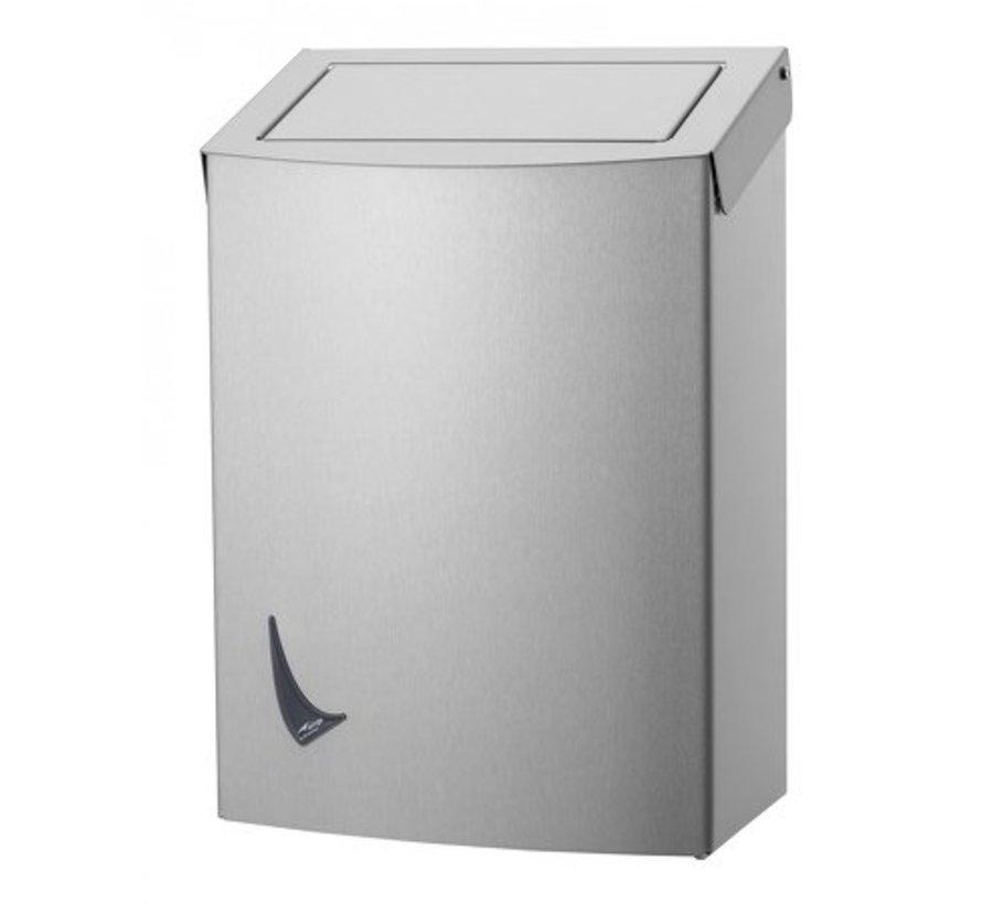 Afvalbak 20 liter gesloten
