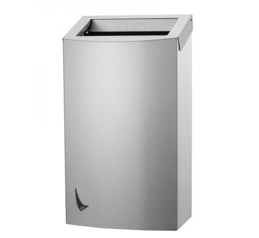 Waste bin open 56 liters
