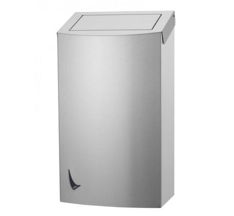 Afvalbak 56 liter gesloten