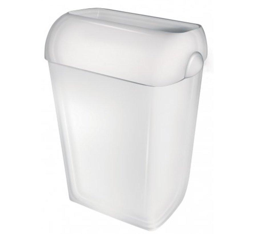Afvalbak kunststof 43 liter open