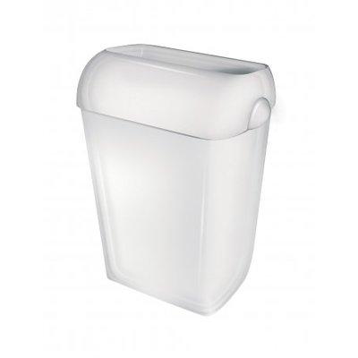 PlastiQline  Afvalbak kunststof 23 liter open