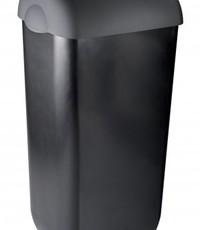 PlastiQline Exclusive Afvalbak half open 23 liter