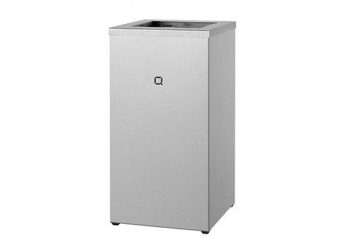 Qbic-line Waste bin open 30 liters