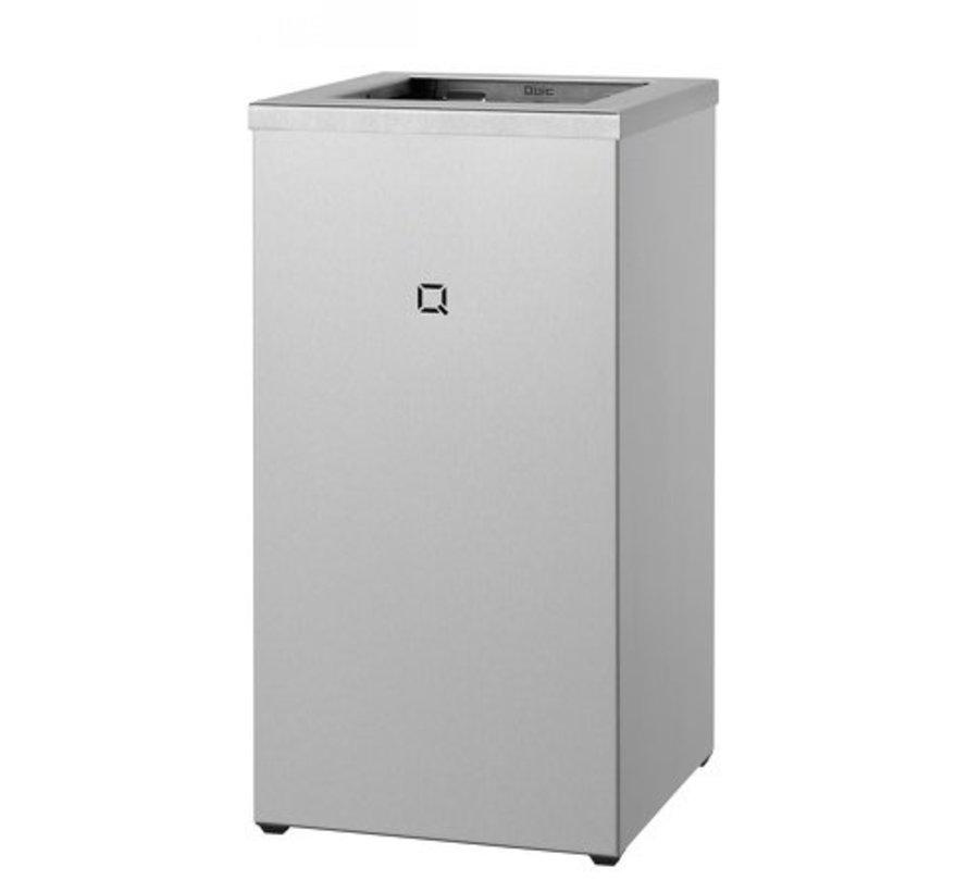 Afvalbak open 30 liter