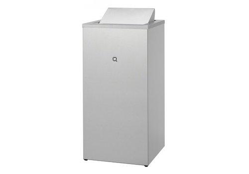 Qbic-line Afvalbak gesloten 85 liter