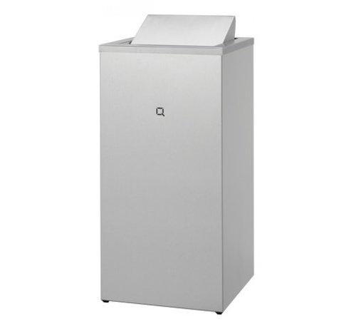 Qbic-line Waste bin closed 85 liters