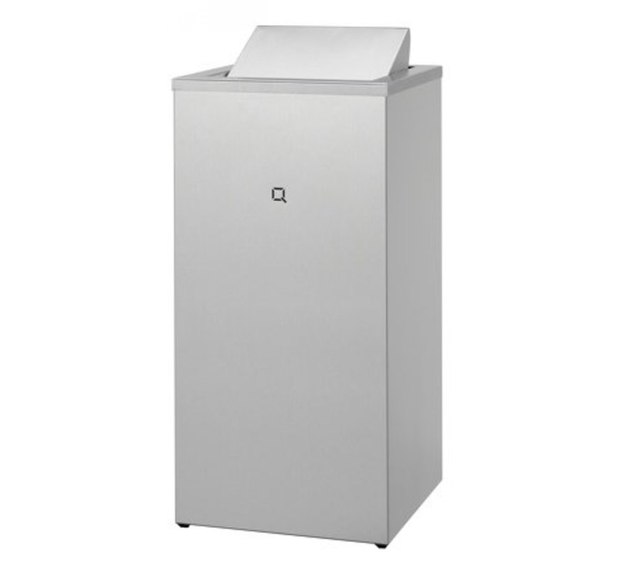 Waste bin closed 85 liters